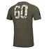 New Era New England Patriots T-Shirt Camo Injection grün (2)