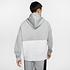 Nike Hoodie NIKE AIR Grau/Schwarz/Weiß (2)