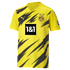 Puma Borussia Dortmund Heim Trikot HUMMELS 2020/2021 Kinder (2)