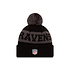 New Era Baltimore Ravens Beanie On Field Sport Knit schwarz (2)