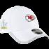 New Era Kansas City Chiefs Cap Super Bowl 55 Sideline 9FORTY weiß (2)