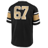 Fanatics New Orleans Saints Jersey Iconic Supporter Poly Mesh schwarz (2)