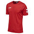 hummel 2er Set T-Shirt Core Poly Grau/Rot (2)