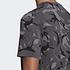 Adidas T-Shirt CAMO AOP Grau (2)