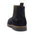 TRAVELIN OUTDOOR Boot Glasgow Suede Chelsea blau (8)