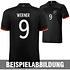 Adidas Deutschland DFB Trikot Auswärts Kinder EM 2021 (8)