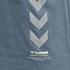 hummel 3er Set T-Shirt Duncan Bio-Baumwolle china blue/weiß/vetiver (8)