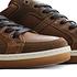 NoGRZ Sneaker C. Campbell cognac (8)