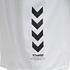 hummel 3er Set T-Shirt Duncan Bio-Baumwolle schwarz/vetiver/weiß (8)