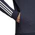 Adidas Trainingsanzug 3 Streifen RELAX Blau (7)