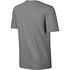Nike T-Shirt CLUB Futura 3er Set Dunkelblau/Blau/Grau (7)
