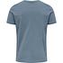 hummel 3er Set T-Shirt Duncan Bio-Baumwolle china blue/weiß/vetiver (7)