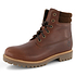 TRAVELIN OUTDOOR Boots Ljosland braun (7)