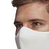 Adidas 9er Set Mund-Nase Maske Erwachsene Schwarz/Rot/Weiß (11)