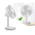 FlinQ Akku-Ventilator weiß (14)