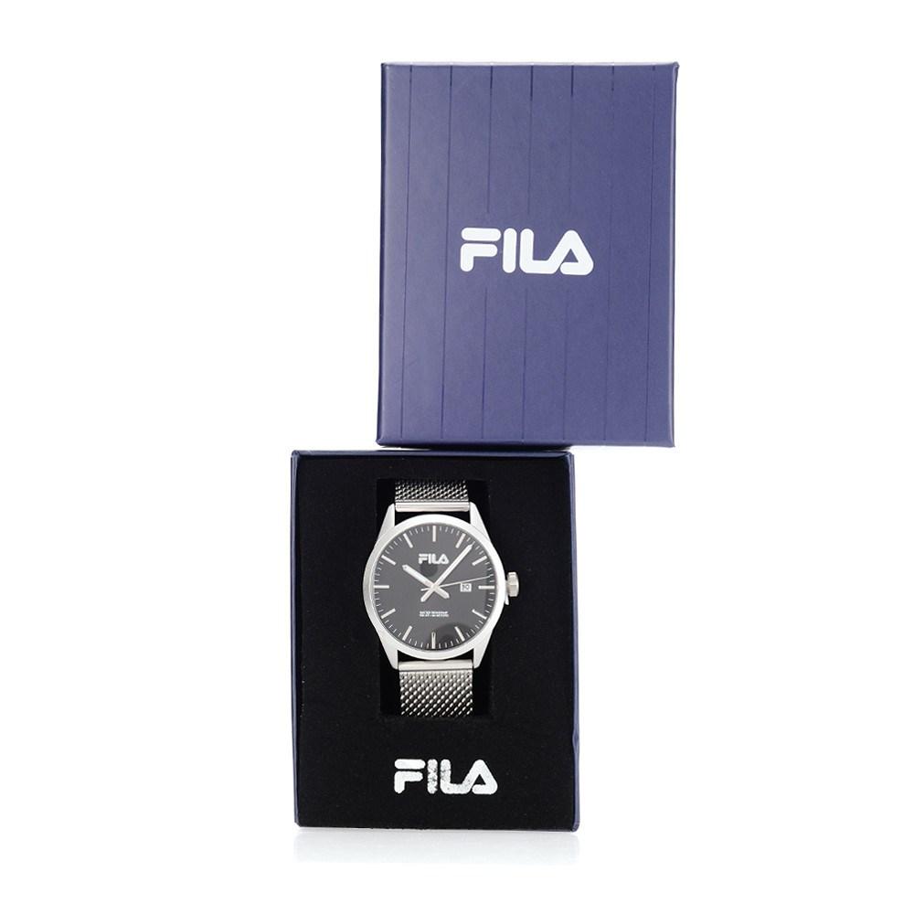 FILA Herrenuhr Milanese Armband