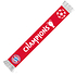 Adidas FC Bayern München T-Shirt CL Sieger 2020 Rot + Schal Champion Rot (4)
