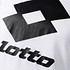 Lotto T-Shirt Smart Logo 2er Set navy/weiß/schwarz (4)