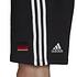 Adidas Deutschland DFB Training Shorts 3S EM 2021 Schwarz (4)