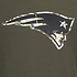 New Era New England Patriots Hoodie Camo Injection grün (4)