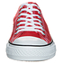 CONVERSE Sneaker Chuck Taylor All Star Core OX rot/weiß (4)
