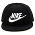 Nike Kapuzenjacke Windrunner mit Cap True Futura 2er Set Schwarz (4)