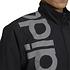 Adidas New Authentic Jacke Schwarz (4)