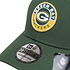 New Era Green Bay Packers Cap Road 39THIRTY Sideline 2020 grün (4)