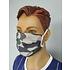 5er Set Mund-Nase Maske Camo Grün (4)