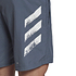 Adidas Trainings- und Laufshorts AEROREADY Blau (4)