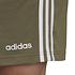 Adidas Freizeitshorts E 3S Oliv (4)