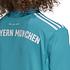 Adidas FC Bayern München Torwarttrikot 2020/2021 Heim (4)