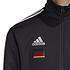 Adidas Deutschland DFB Track Jacket EM 2021 Schwarz (4)