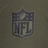 New Era NFL Shield T-Shirt Camo Injection grün (4)