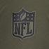 New Era NFL Shield T-Shirt Camo Injection grün (4)