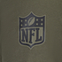 New Era New England Patriots T-Shirt Camo Injection grün (4)