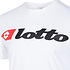 Lotto T-Shirt Athletica Due Logo weiß (4)