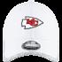 New Era Kansas City Chiefs Cap Super Bowl 55 Sideline 9FORTY weiß (4)