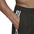 Adidas Freizeit-und Badeshorts 3S CLX VSL Anthrazit (4)