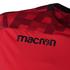 Macron Albanien Trainingsshirt Sprint rot (4)