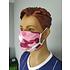 5er Set Mund-Nase Maske Camo Rosa (4)