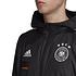 Adidas Deutschland DFB Jacke Windbreaker EM 2021 Schwarz (4)