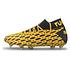 Puma Fußballschuh Future 5.1 NETFIT MxSG gelb/schwarz (4)
