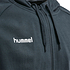hummel Kapuzenjacke Go Cotton Zip india ink (4)