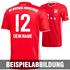 Adidas FC Bayern München Trikot 2020/2021 Heim Kinder (4)