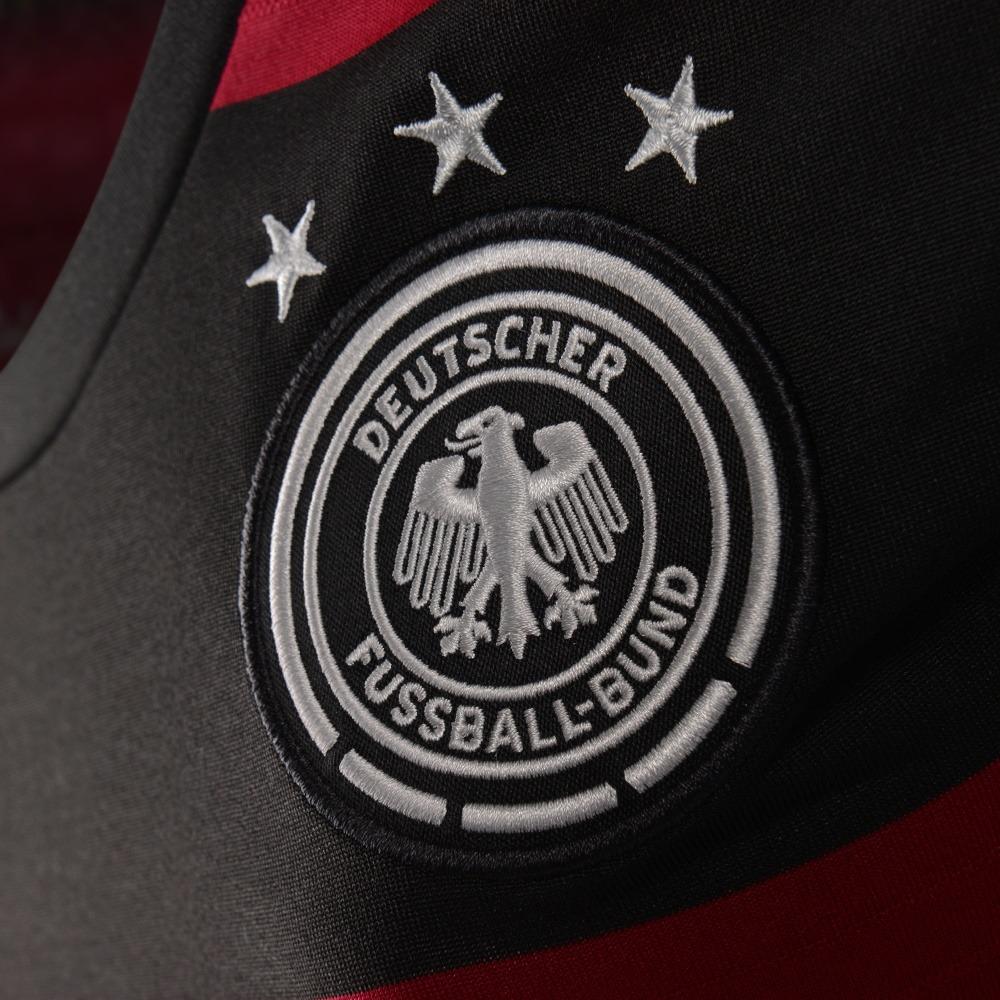Adidas Deutschland Auswärts Trikot 20142015 Damen
