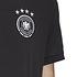 Adidas Deutschland DFB T-Shirt 3S EM 2021 Schwarz (3)