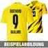 Puma Borussia Dortmund Trikot Heim Authentic 2020/2021 (3)