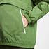 Nike Schlupfjacke Windstopper mit Zip Grün (3)