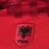Macron Albanien Trainingsshirt Sprint rot (3)